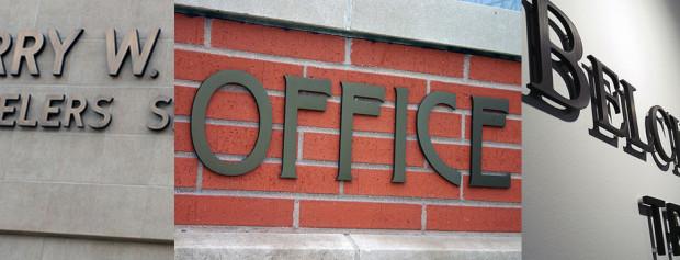 office cut letter